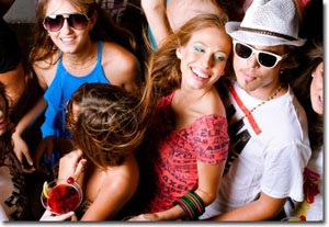 A wrong move at a party, and you could be charged with a crime