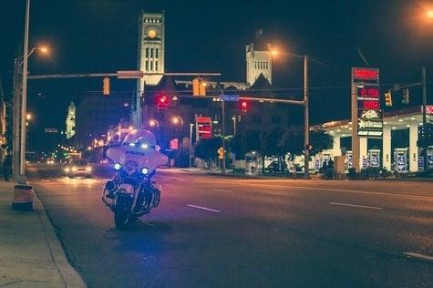Eluding Police