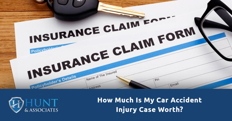 How Much Is My Car Accident Injury Case Worth?