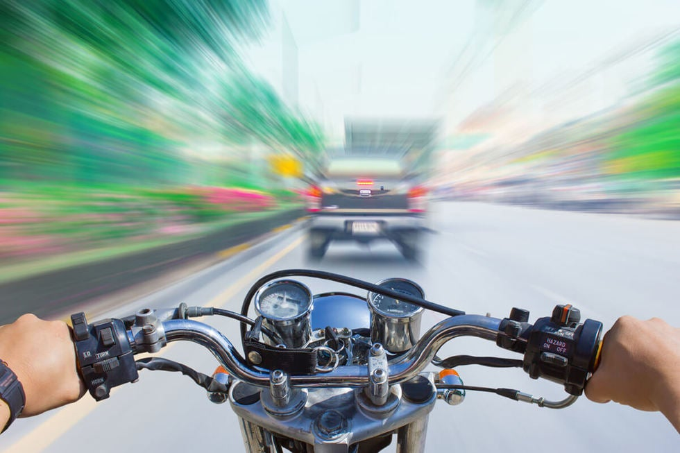 prove negligence after a New York motorcycle accident