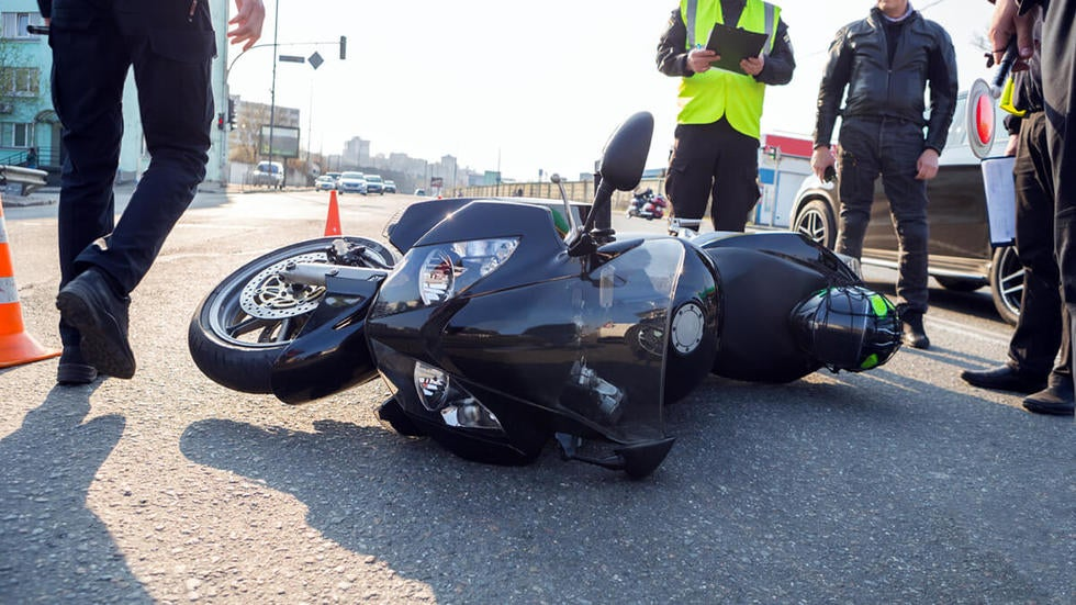 How to Prove Negligence After a New York Motorcycle Accident - Prove Negligence