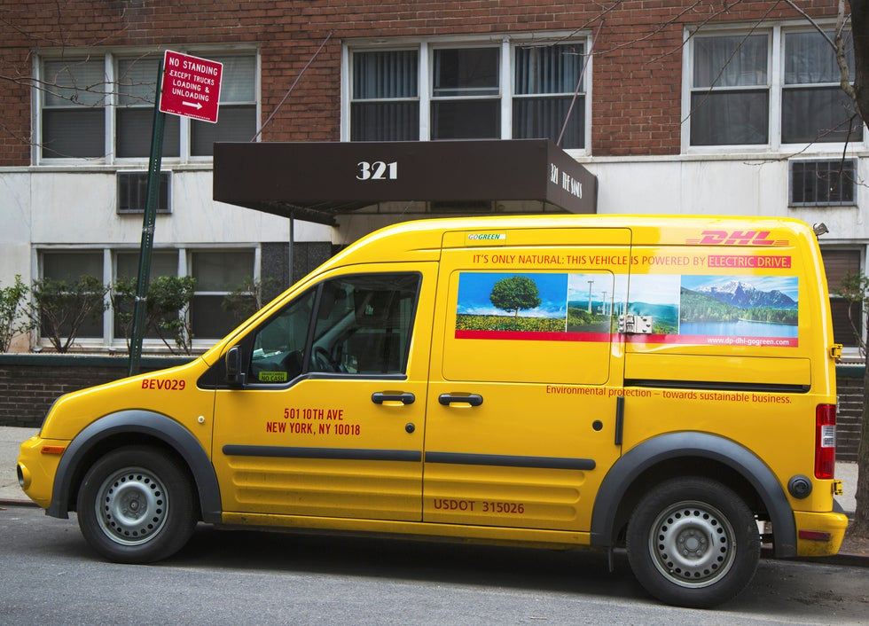 Recent Delivery Truck Accident Injuries in New York and New Jersey