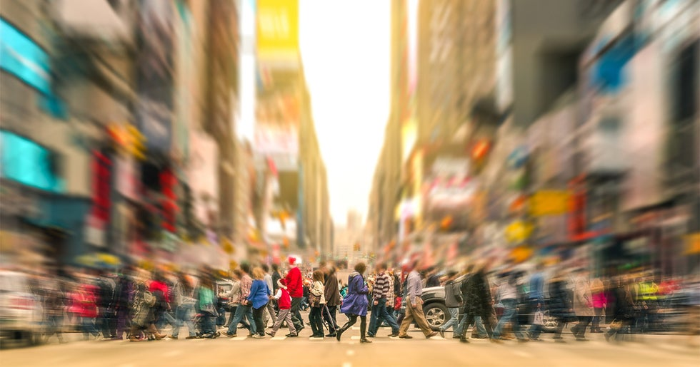 Pedestrian Accidents in NYC Are on the Rise