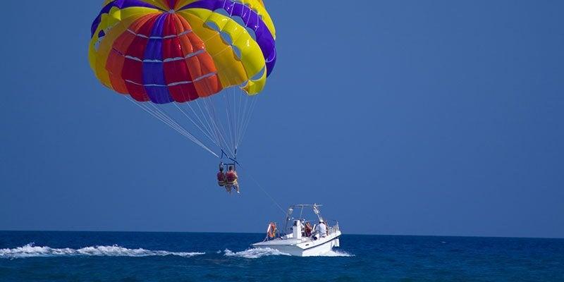 Blog parasailing