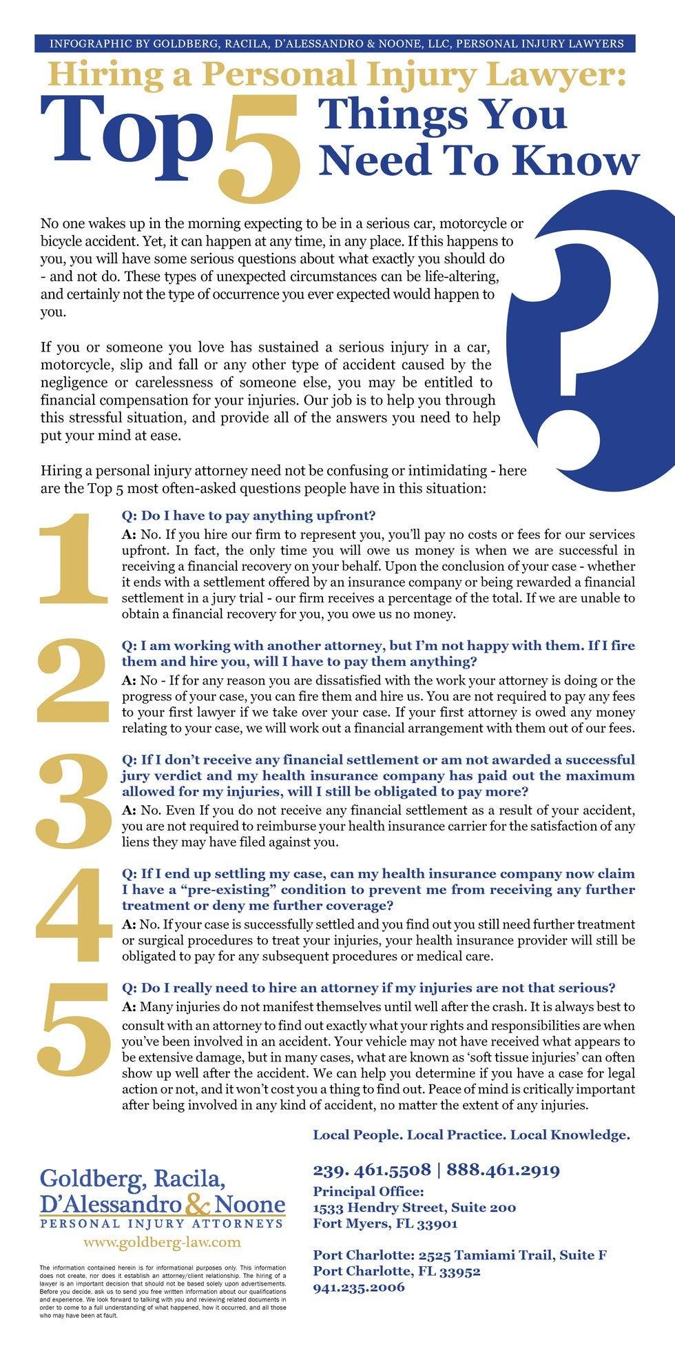 Top 5 questions rev 3 9 15