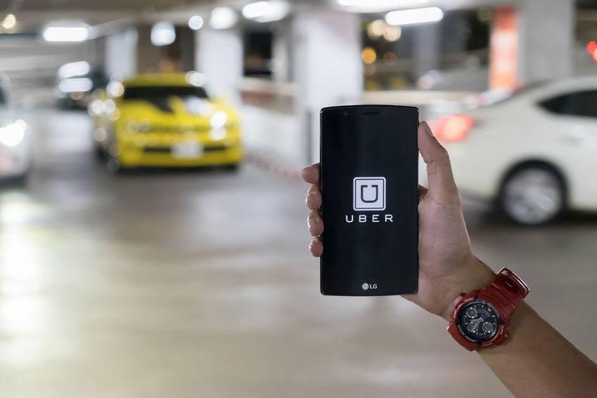 Uber negligent security sexual assault