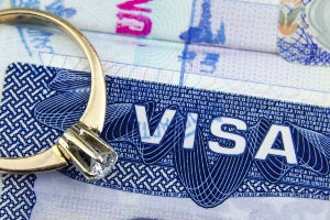 What's the Difference Between a Fiancé(e) Visa and a Spouse Visa?