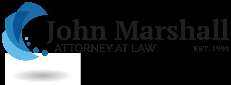 John Marshall, Attorney at Law