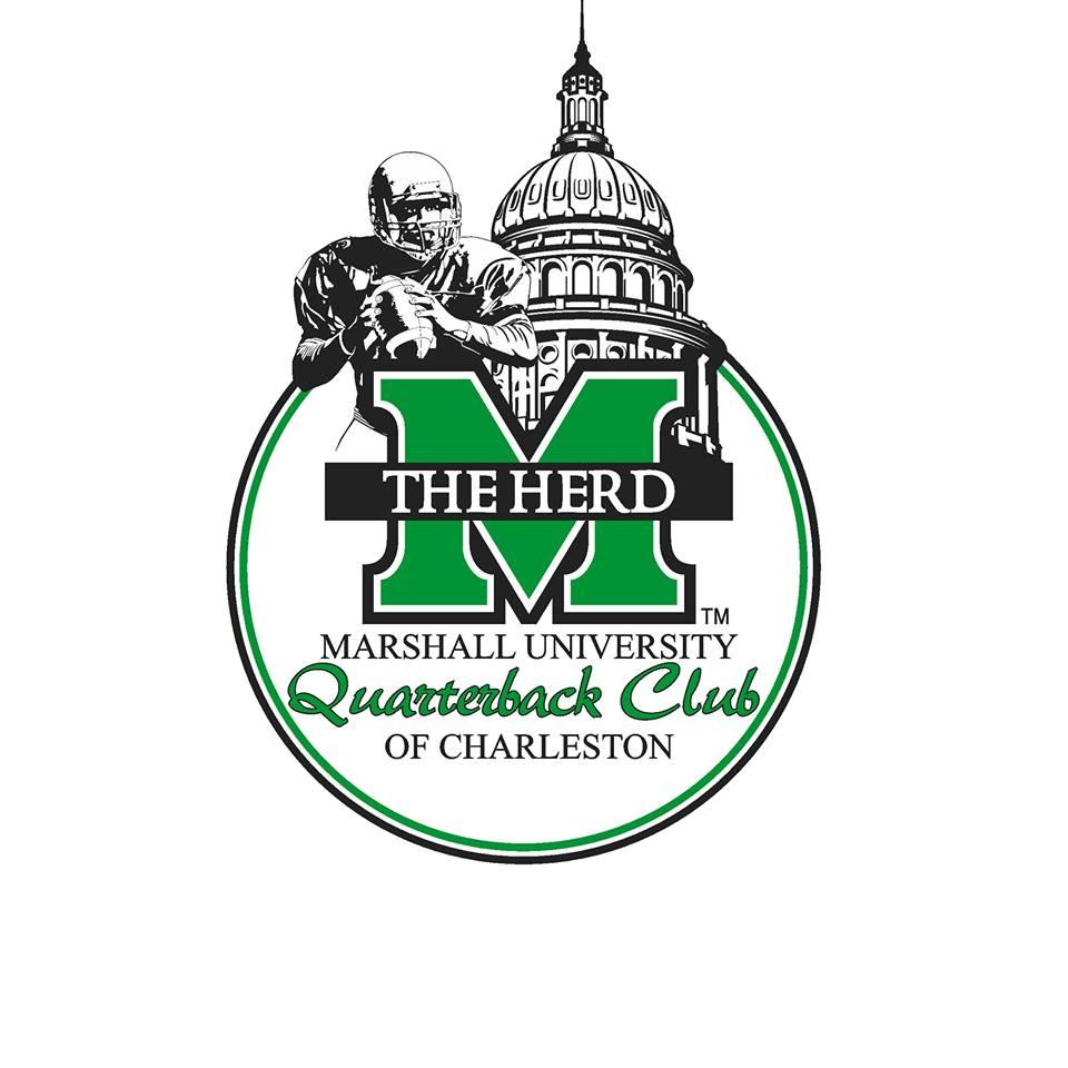 Marshall University Quarterback Club Logo
