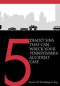 PA Accident Book, available exclusively from the Worthington Law Group.