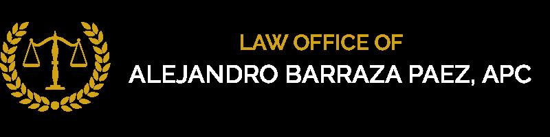 Law Office of Alejandro Barraza Paez APC