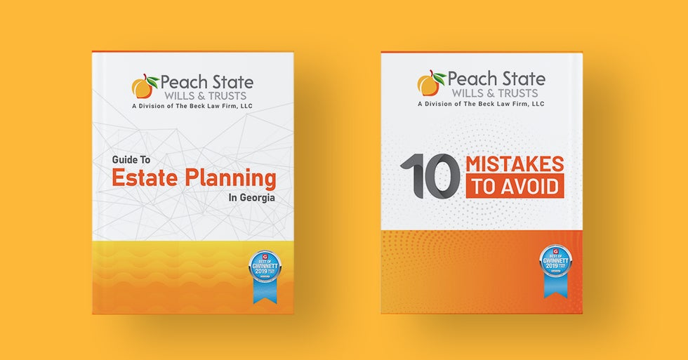 Picture of free guide to estate planning