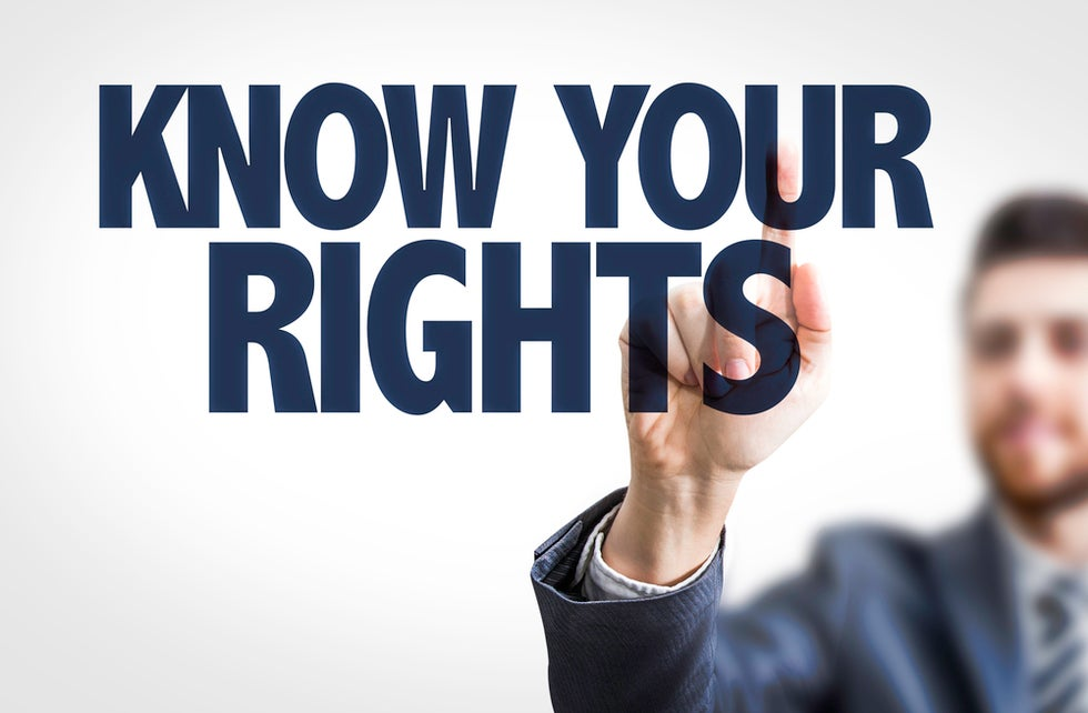 injured workers rights outlined