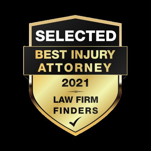 Best Injury Lawyer Award