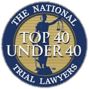 2020 National Top 40 over 40 Trial lawyers