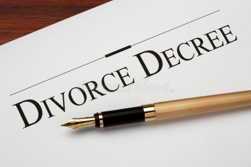 Alabama Divorce Agreement