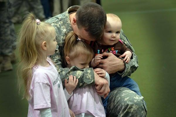 Military Divorce Image