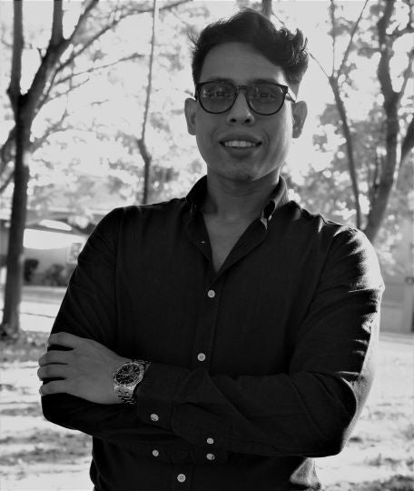 Paralegal Rigoberto Rodriguez