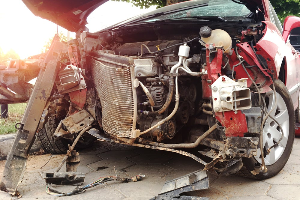 tops causes of car accidents