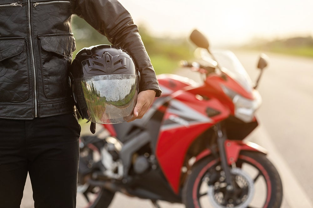 typical causes of motorcycle accidents