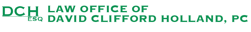 Law Offices of David Clifford Holland, PC
