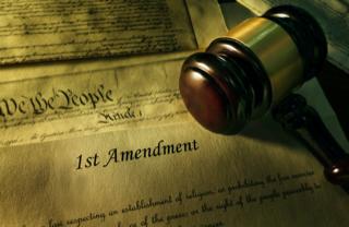 first amendment lawyer