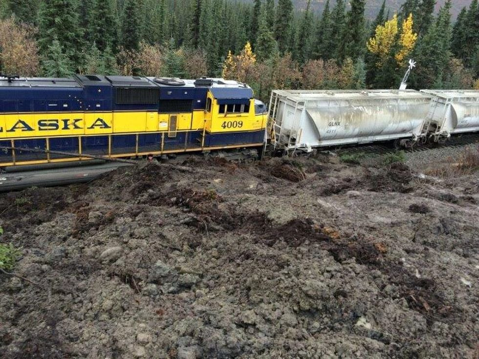 Train Accident Lawyer Image in Alaska