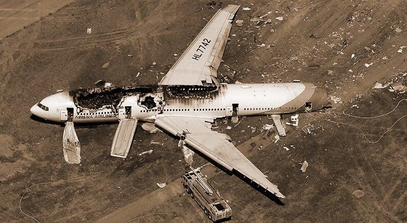 Personal Injury Lawyer Alaska Plane Crash IMage