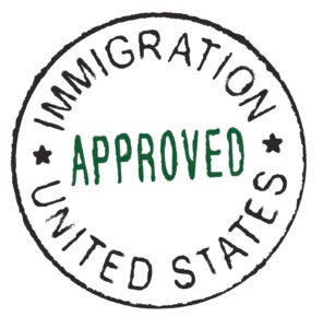 immigration approved