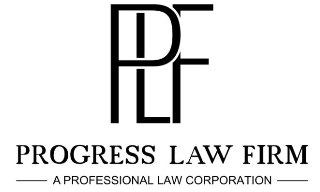 Progress Law Firm, Professional Law Corporation