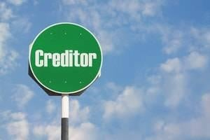 Making Sure to Include All Creditors in a Bankruptcy Filing
