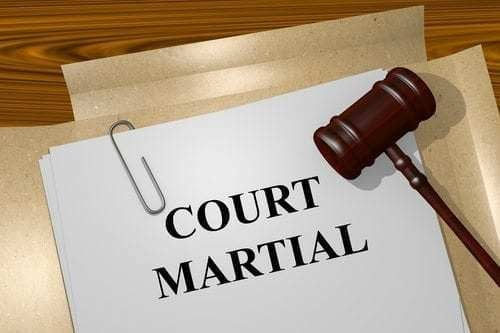 Composition of a Court-Martial