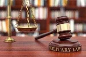 Military Law Image