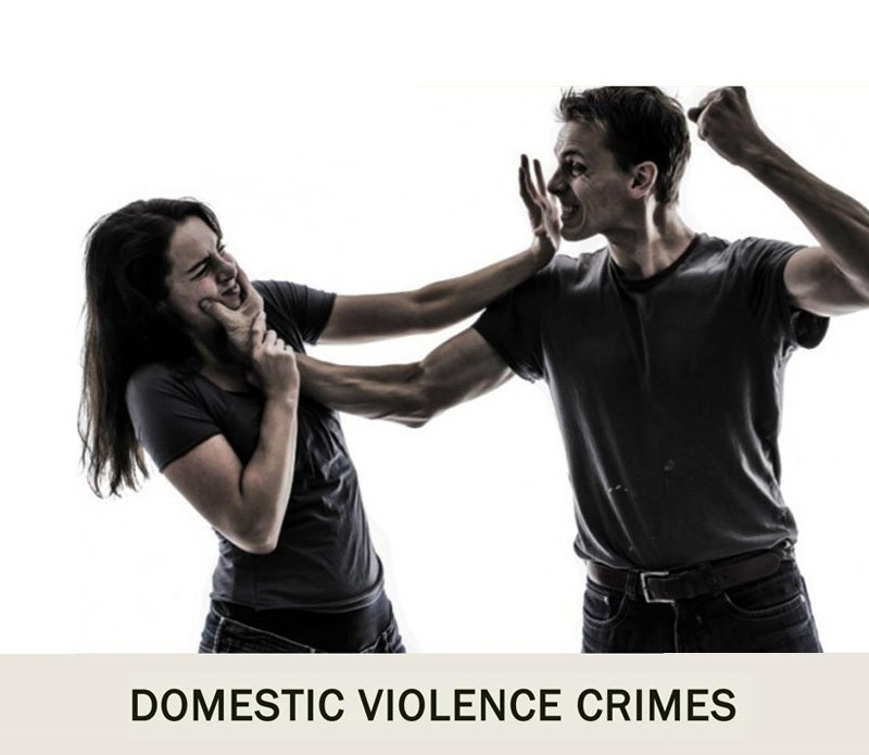 Law firm domestic crimes