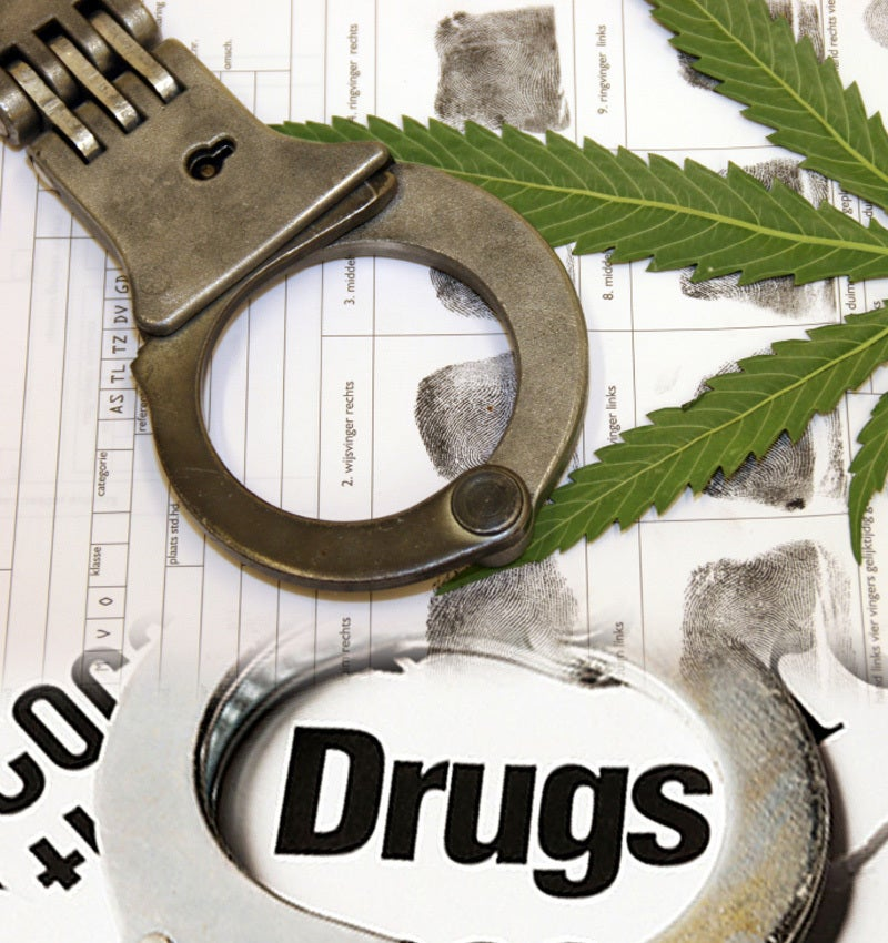 Drug Charges - Law Firm