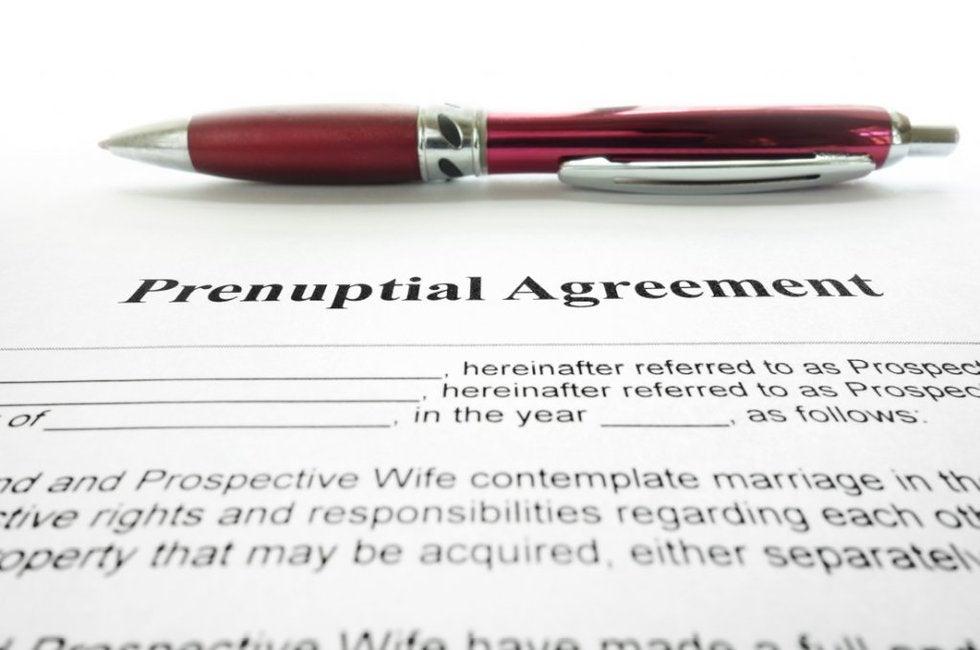 002 Prenuptial Agreement