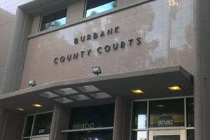 Burbank California Court