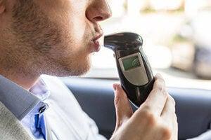 DUI Breath Level in California