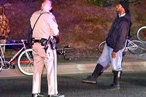 Cycling Under the Influence - California Vehicle Code 21200.5