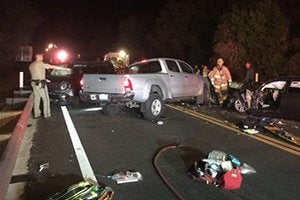 DUI Causing Injury Vehicle Code 23153