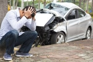 DUI Auto Accident in California