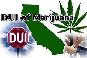 Marijuana DUI Attorney in Los Angeles