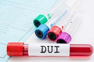 Challenge Blood Sample Results in a California DUI