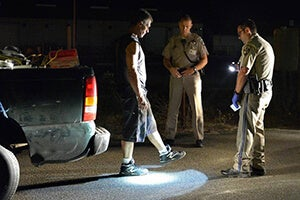 Field Sobriety Tests in California DUI Cases