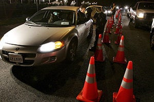 What Happens During a Typical California DUI Investigation?