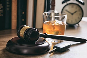 Property Damage vs Injury in a California DUI Case