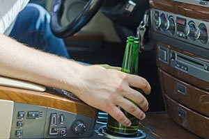 Open Container Law in California - Vehicle Code 23222(a)