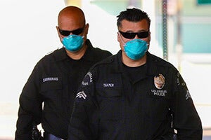 Are Los Angeles Police Making DUI Arrest During the Coronavirus?