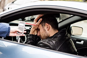 DUI and Driving on a Suspended License Cases in Los Angeles
