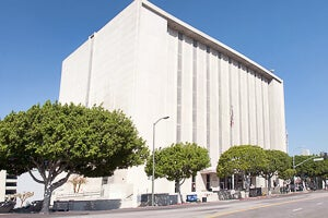 Metropolitan Courthouse in Los Angeles